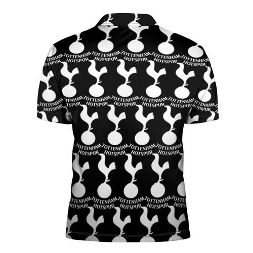 Мужская рубашка поло 3D  Фото 02, Tottenham Black&White