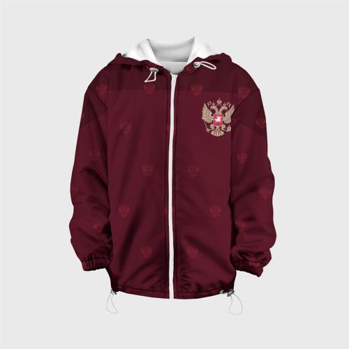 Детская куртка 3D Россия, форма