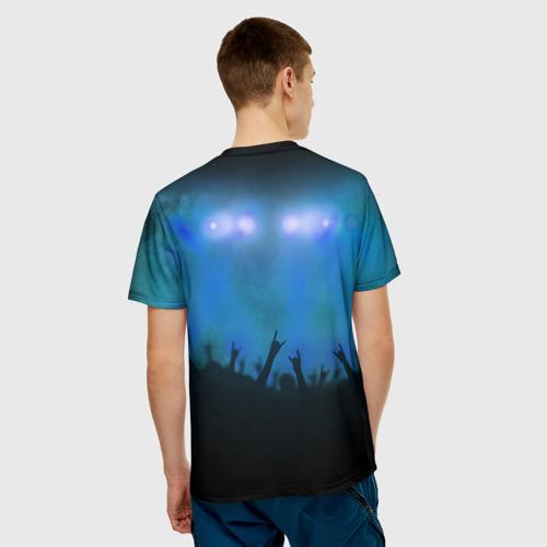 Мужская футболка 3D  Фото 02, Marilyn Manson