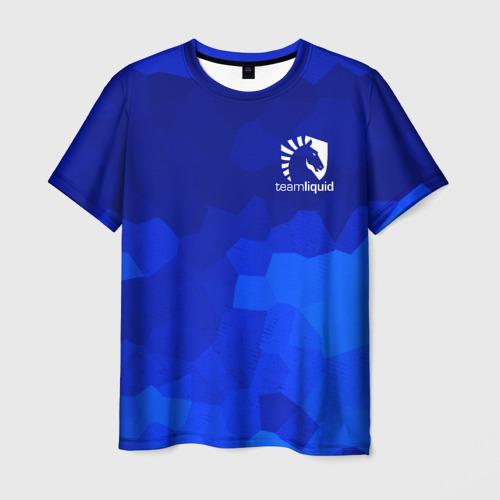 Мужская футболка 3D  Фото 03, Team Liquid Cybersport