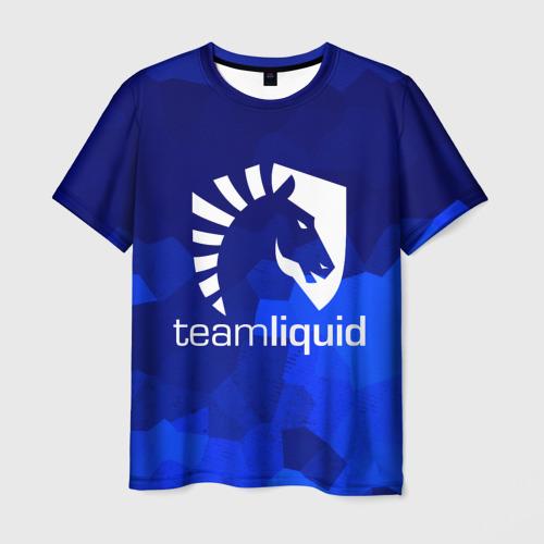Мужская футболка 3D  Фото 01, Team Liquid