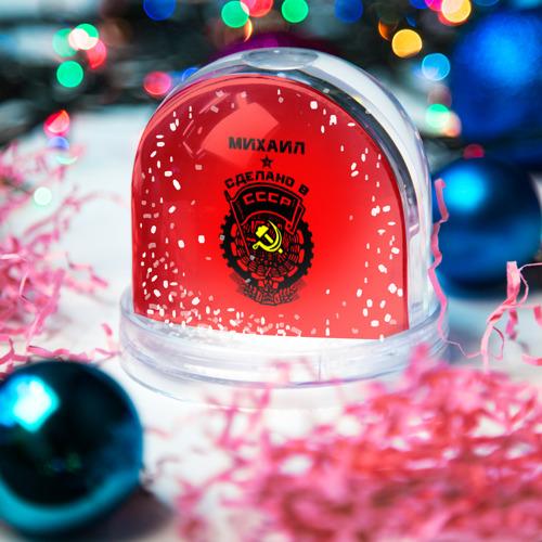 Водяной шар со снегом  Фото 03, Михаил - сделано в СССР