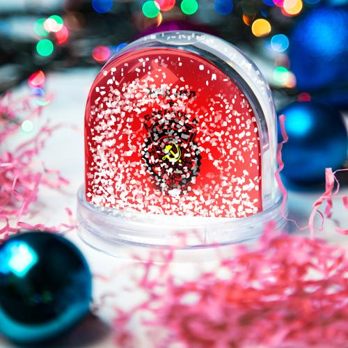 Водяной шар со снегом  Фото 04, Михаил - сделано в СССР