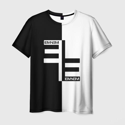 Мужская футболка 3D  Фото 03, Eminem