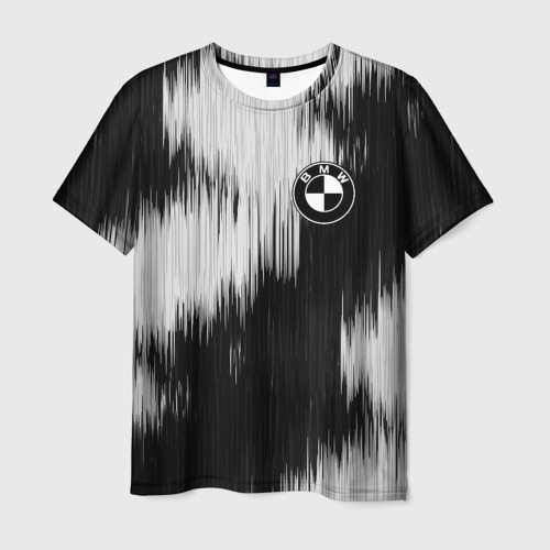 Мужская футболка 3D  Фото 03, BMW sport collection black