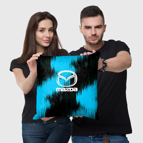 Подушка 3D  Фото 03, Mazda