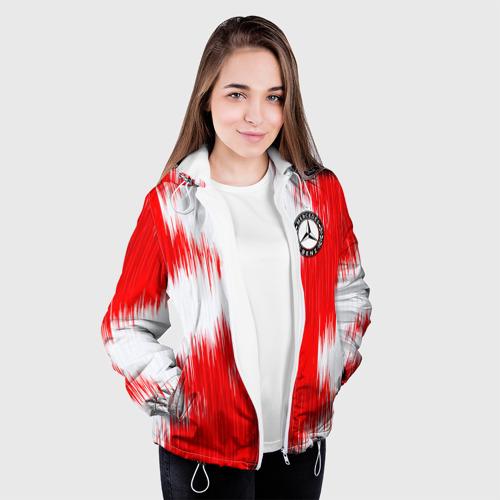 Женская куртка 3D  Фото 04, Mercedes
