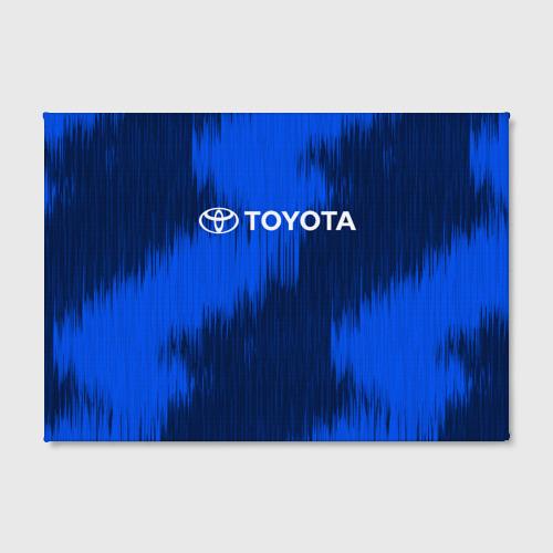 Холст прямоугольный  Фото 02, Toyota