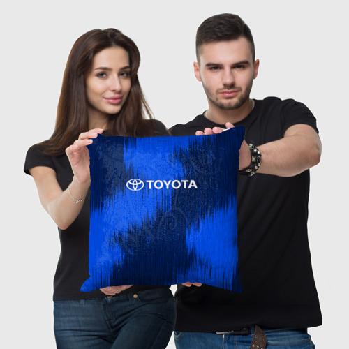 Подушка 3D  Фото 05, Toyota