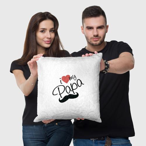 Подушка 3D  Фото 05, Любимый папа