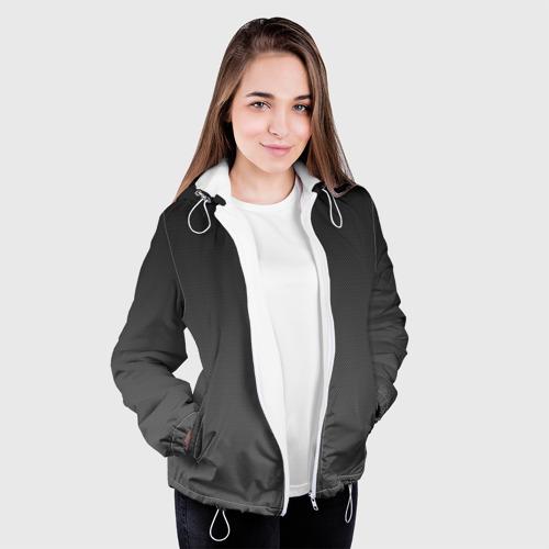 Женская куртка 3D  Фото 04, Carbon-3