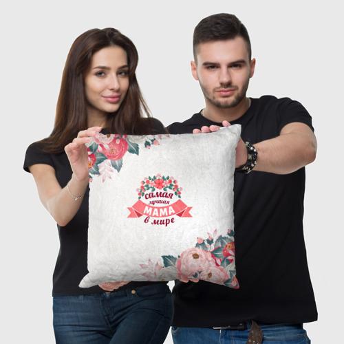 Подушка 3D  Фото 03, Самая лучшая МАМА в мире