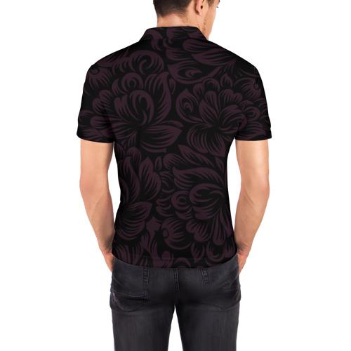 Мужская рубашка поло 3D  Фото 04, Дедушка всегда прав