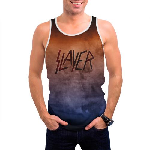 Мужская майка 3D  Фото 03, Slayer