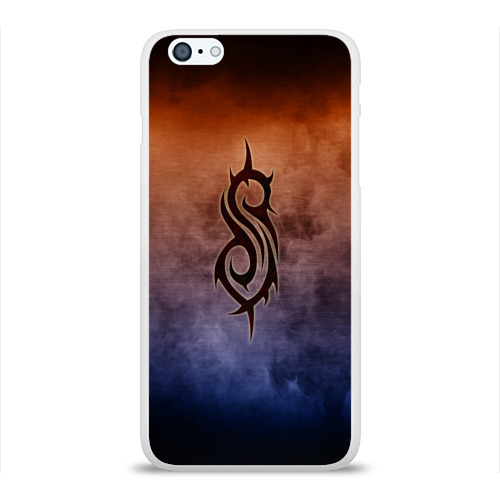 Чехол для Apple iPhone 6Plus/6SPlus силиконовый глянцевый Slipknot Фото 01
