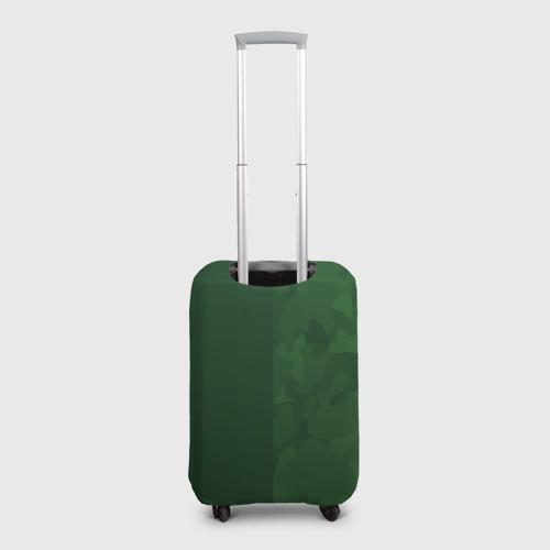 Чехол для чемодана 3D  Фото 02, Лучший в мире ДЕД