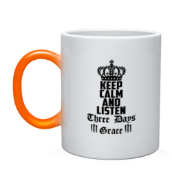 Keep calm and listen TDG