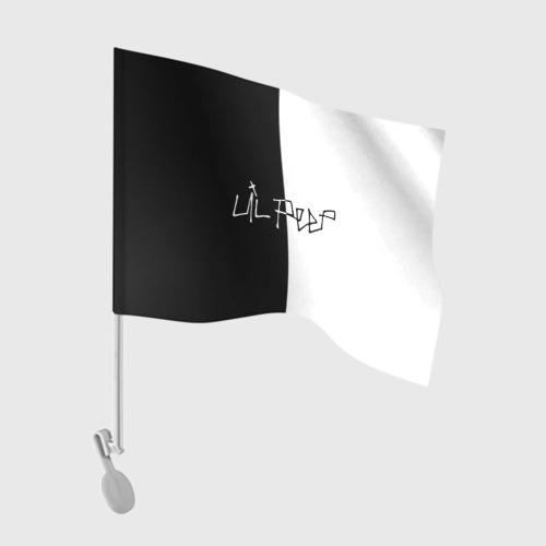 Флаг для автомобиля Lil Peep Фото 01