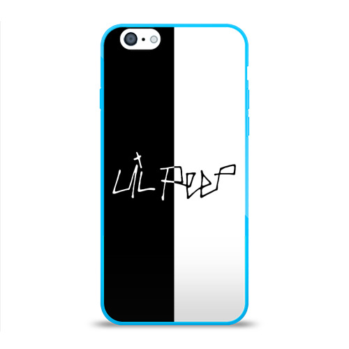 Чехол для iPhone 6/6S глянцевый Lil Peep Фото 01