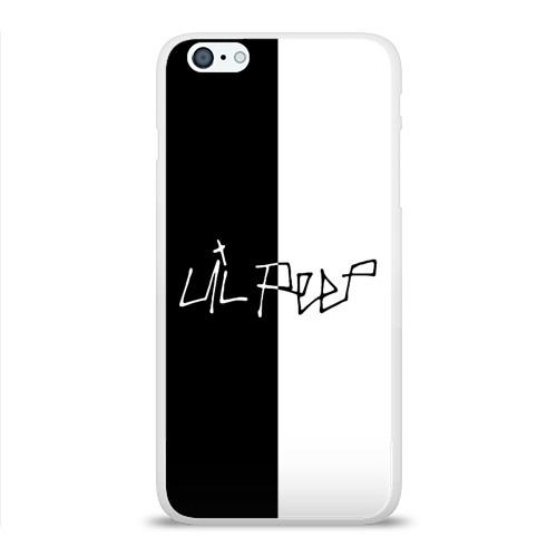 Чехол для iPhone 6/6S Plus глянцевый Lil Peep Фото 01
