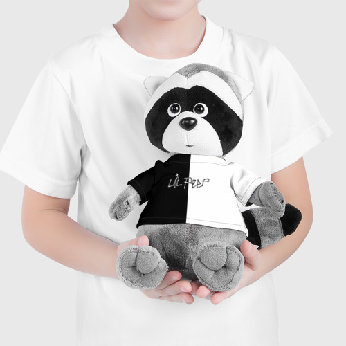 Енотик в футболке 3D Lil Peep Фото 01