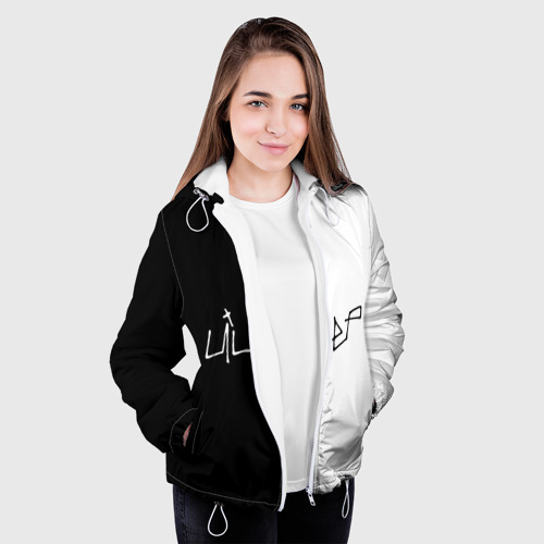 Женская куртка 3D Lil Peep Фото 01