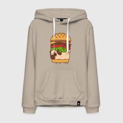 мопс-бургер