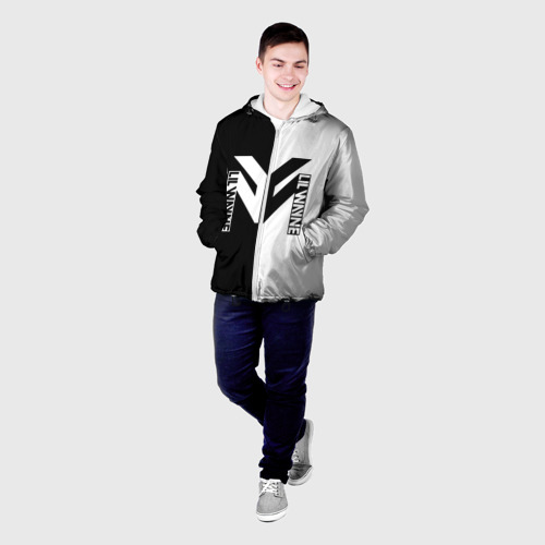 Мужская куртка 3D  Фото 03, Lil Wayne