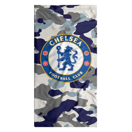 Бандана-труба 3D  Фото 07, FC Chelsea Camouflage