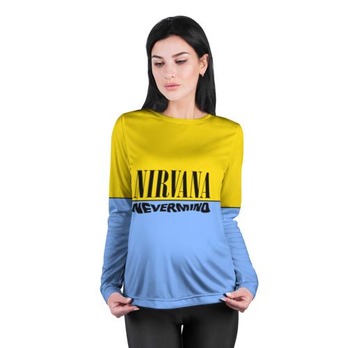 Женский лонгслив 3D для беременных  Фото 04, Nirvana nevermino