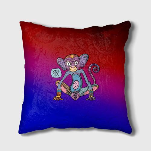 Подушка 3D  Фото 01, Год обезьяны