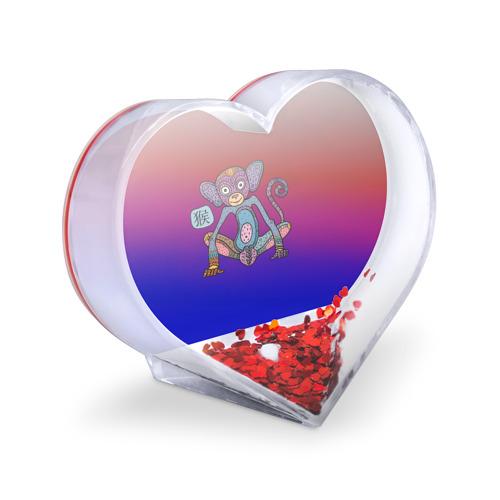 Сувенир Сердце  Фото 03, Год обезьяны