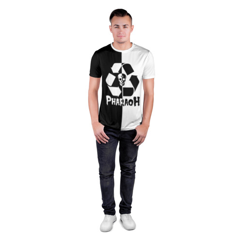 Мужская футболка 3D спортивная  Фото 04, Pharaoh