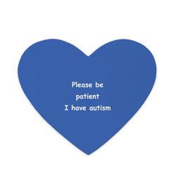 У меня аутизм