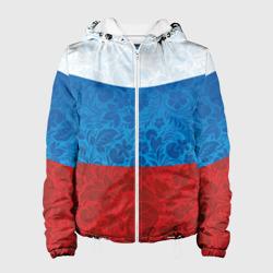 Россия хохлома триколор