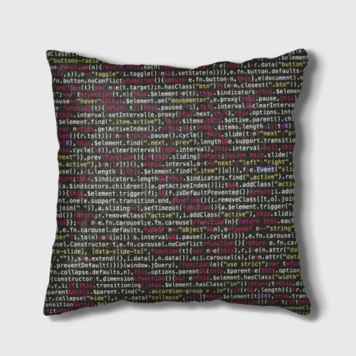 Подушка 3D  Фото 02, Programming , Программирование