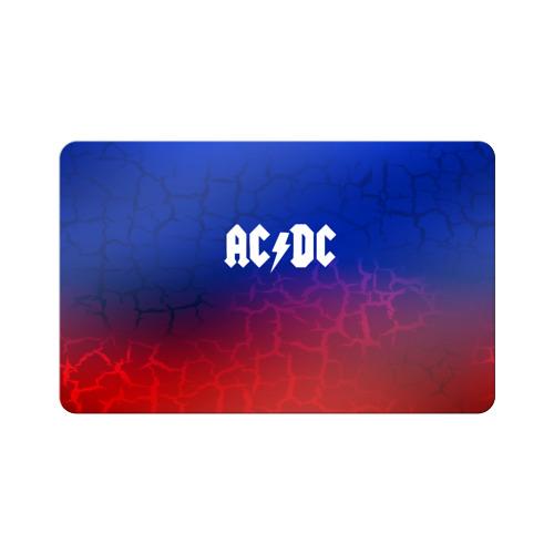 Магнит виниловый Visa  Фото 01, AC/DC angel&devil