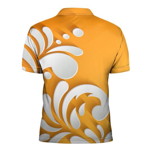 Мужская рубашка поло 3D  Фото 02, Пылания чувств