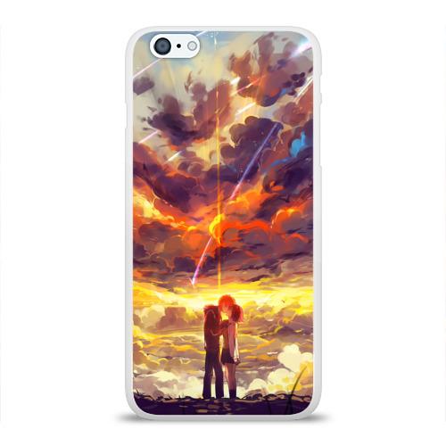 Чехол для Apple iPhone 6Plus/6SPlus силиконовый глянцевый  Фото 01, The End