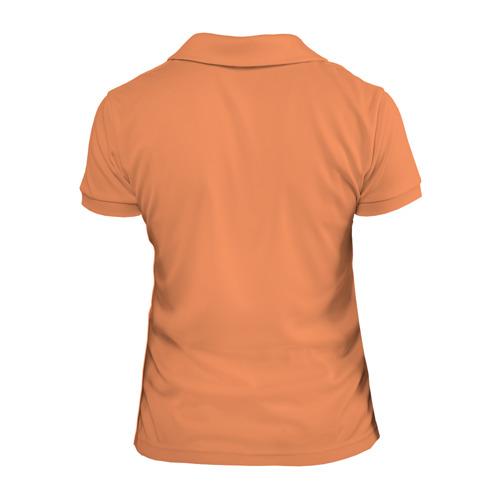 Женская рубашка поло 3D  Фото 02, Тыквенное мороженое