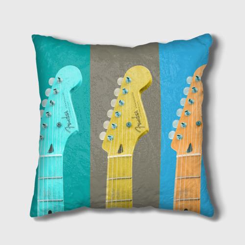 Подушка 3D  Фото 01, Гитара