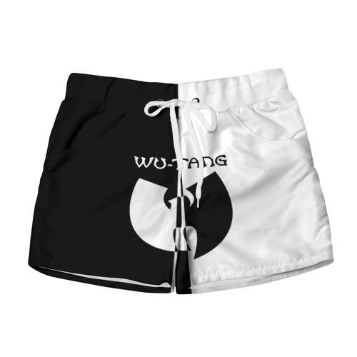 Женские шорты 3D Wu-Tang Clan