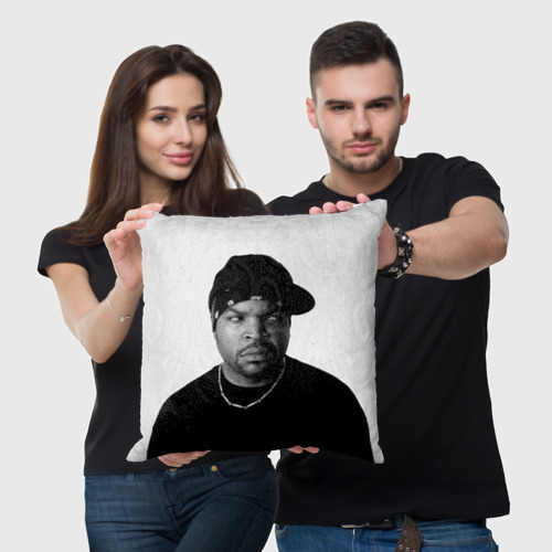 Подушка 3D  Фото 05, Ice Cube