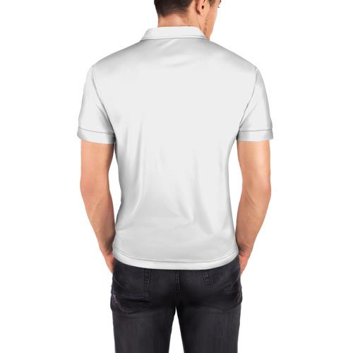 Мужская рубашка поло 3D  Фото 04, Ice Cube