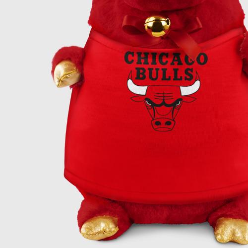 Игрушка Бычок в футболке 3D Chicago Bulls Фото 01