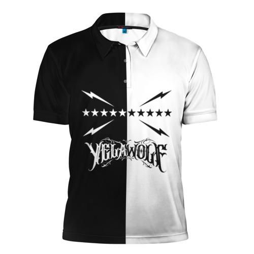 Мужская рубашка поло 3D  Фото 01, Yelawolf