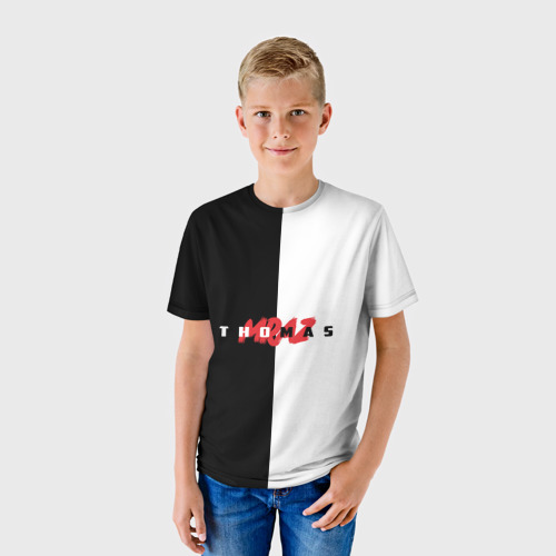 Детская футболка 3D  Фото 01, Thomas Mraz