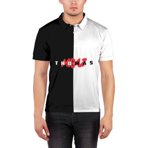 Мужская рубашка поло 3D  Фото 03, Thomas Mraz