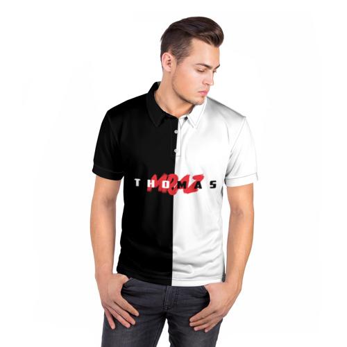 Мужская рубашка поло 3D  Фото 05, Thomas Mraz
