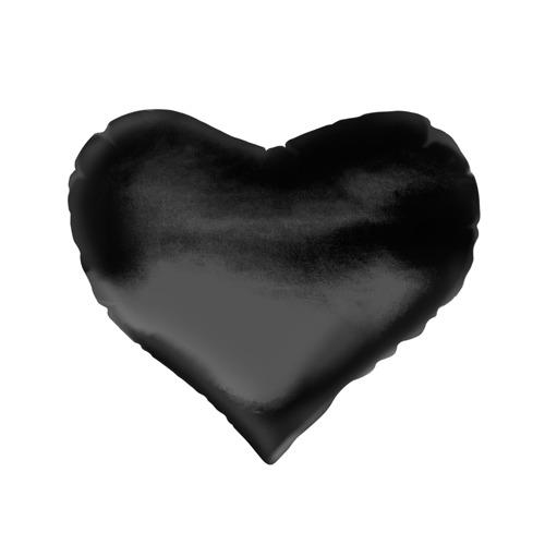 Подушка 3D сердце  Фото 02, Марс